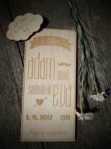 drevo-preklizka-svatba-oznameni